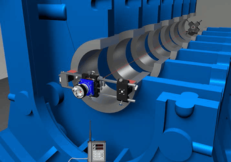 Bore Alignment Laser System