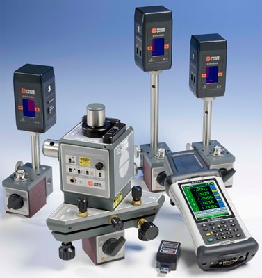 Flatness, straightness, squareness, leveling alignment laser