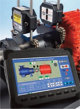 S-660ST & S-660T WIRELESS 3-AXIS SHAFT ALIGNMENT SYSTEM