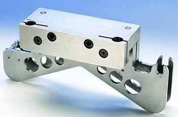 "A-980OF 1"" (25mm) Offset Bracket for Close Coupled Applications"