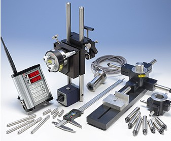 Hamar Laser's bore alignment equipment