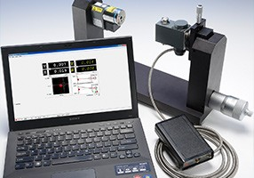 L-700 Laser Borescope System for Twin-Barrel Extruders