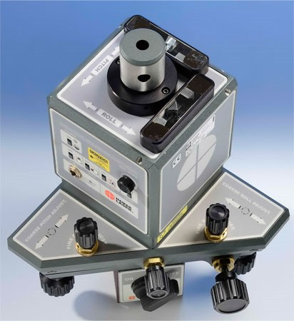 L-741 Ultra Leveling Laser System with Plumb Beam