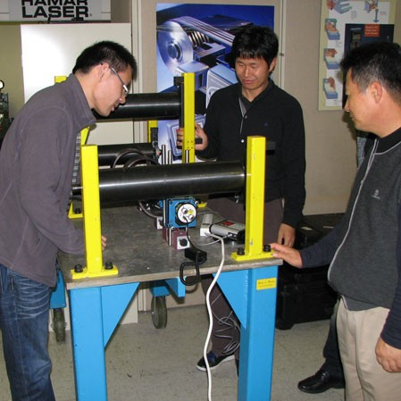 laser shaft alignment training