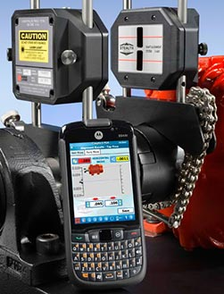 S-660 wireless 3-axis Shaft Alignment System – Entry Level