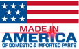 Made In America of Domestic & Imported Parts