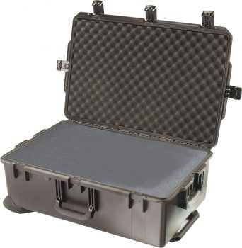 A-809XL2 Shipping Case w Wheels for L-106