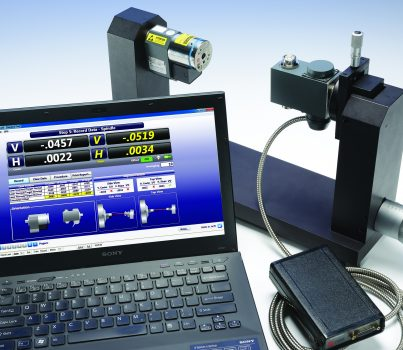 ask4-L-700 Spindle Laser Alignment System