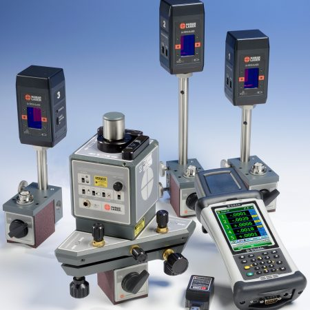 L-740 Ultra Precision Leveling Laser Alignment System