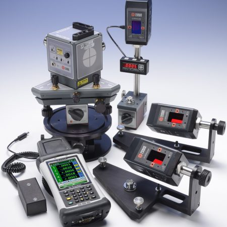 L-742 Ultra-Precision Dual Scan® Roll Alignment System