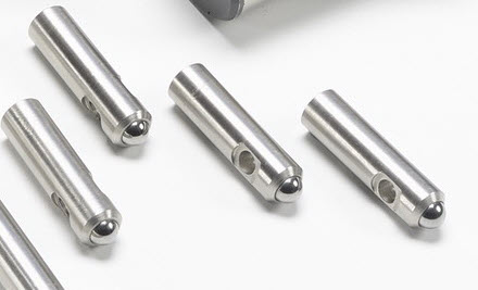 M-705CLS Customized Set of 4 Legs for A-510STA Medium-Bore, Self-Centering Bore Adapter