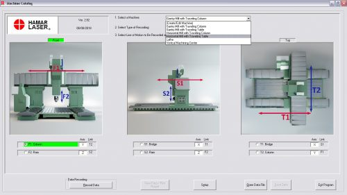 S-1387 Machine Tool Geometry Software