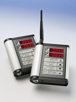 R-1307B 2-Axis Readouts for Cabled and Wireless Targets – Basic Model
