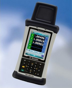 R-1356-2.4ZB Wireless PDA Readout with Read15 Software – DISCONTINUED