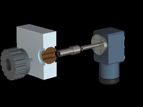 T-271 2-Axis Virtual Target for Spherical Bearings