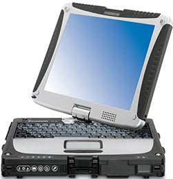 R-1342 Ruggedized Laptop Computer