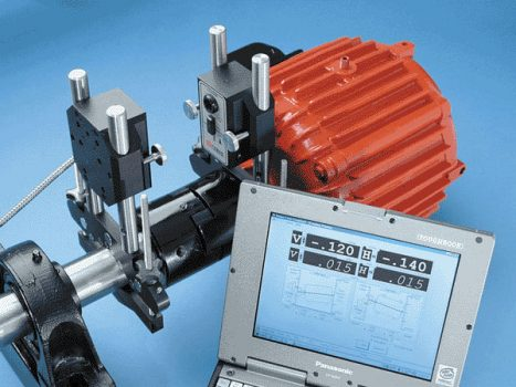 S-640 4-AXIS Coupling Alignment System – DISCONTINUED