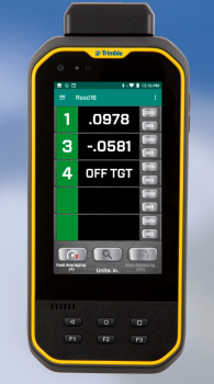 R-1357-2.4ZB Wireless PDA Readout with Read16 Software