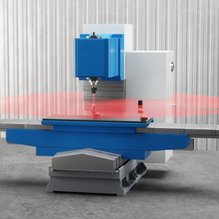 L-702SP Small Machining-Center Alignment System