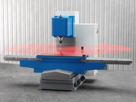 ask4-L-702SP Small Machining-Center Alignment System