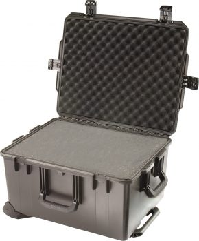 A-813 Wheeled Shipping Case for L-730/740 Lasers