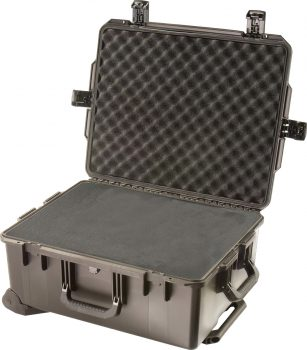 A-816C Shipping Case for L-708 Laser, Target & Adapter