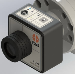 T-1295 5-Axis Multi-Purpose Scan & Spindle Target